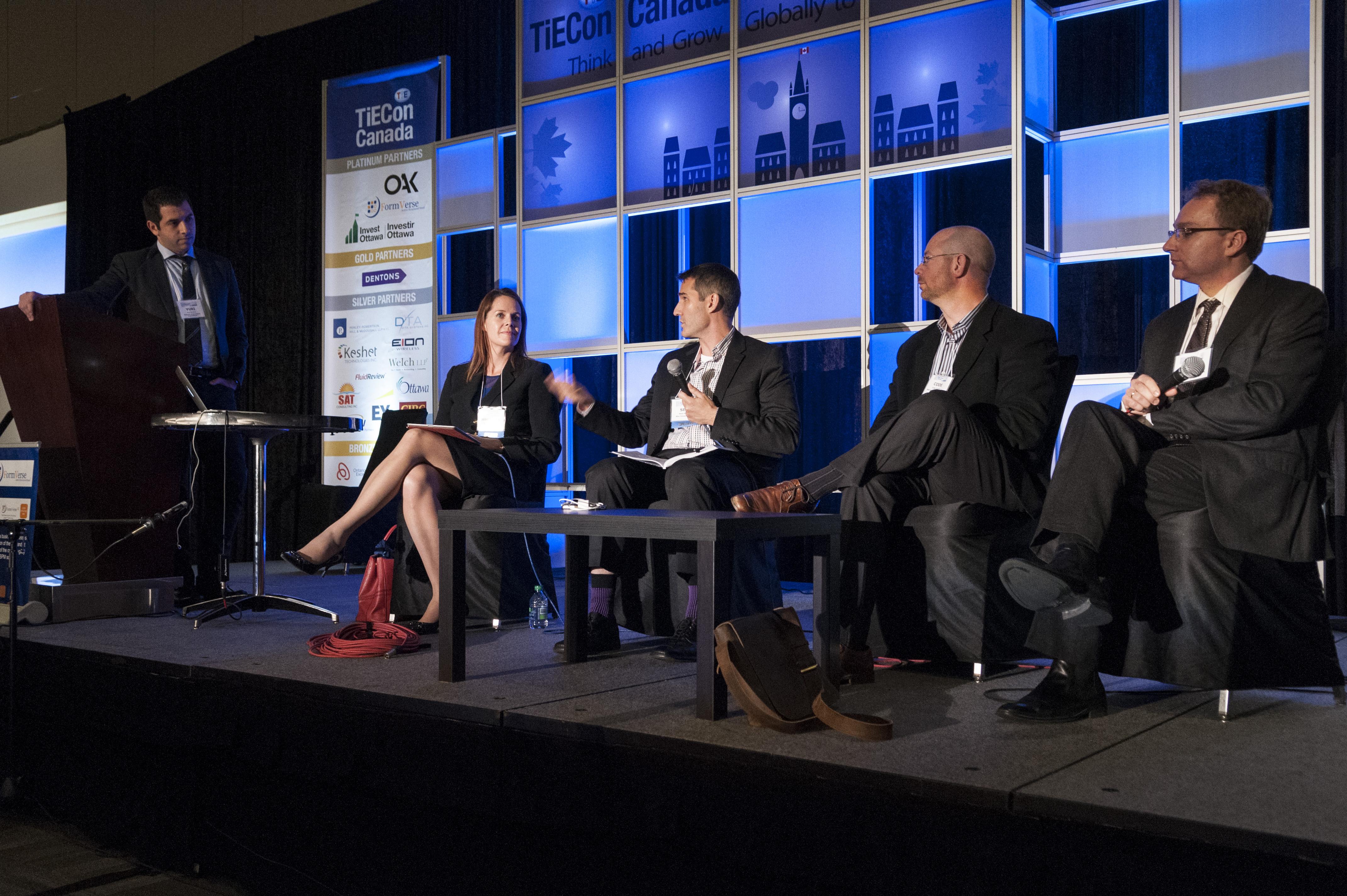 TiECon 2014 Panel
